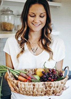 SOUND STEPHANIE Stephanie Olsen of Sound Body Nutrition is a certified Nutritional Therapy Practitioner based out of SLO. She said staying healthy is all about balance, and she offered some hot tips on immune-system defense. - PHOTO COURTESY OF STEPHANIE OLSEN
