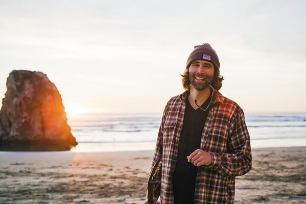 'THOUGHTFUL THIRSTY THURSDAYS' Shell Beach singer-songwriter Graybill presents weekly livestreaming shows every Thursday, including April 23 and 30, and beyond. - PHOTO COURTESY OF GRAYBILL