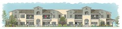 MOVING IN People's Self-Help Housing announced 38 new units in Guadalupe reserved exclusively for farmworkers and their families. - RENDERING COURTESY OF PEOPLE'S SELF-HELP HOUSING
