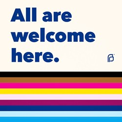 'NO IMMEDIATE IMPACT' Planned Parenthood Central Coast President Jenna Tosh said that the organization's services for LGBTQ-plus community members will not change after the Trump administration's recent order. - IMAGE COURTESY OF PLANNED PARENTHOOD CENTRAL COAST