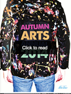 Autumn Arts Annual 2014