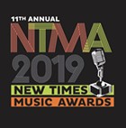 11th Annual New Times Music Awards