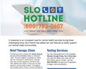 SLO Hotline for mental health gets a boost from Verdin Marketing