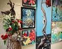 Energy and emotion: Morro Bay Art Association's Flower Power exhibit flows from erotic to peaceful, chaotic to introspective