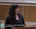 SLO County selects a clerk-recorder