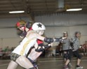 Bring on the cheese: A night at the roller derby is a guaranteed good time