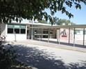 Solar power at Carrisa school