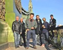 Old school British soul and R&B act the James Hunter Six plays The Siren
