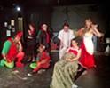 Original show 'Dinnertainment' pokes fun at theater, holidays