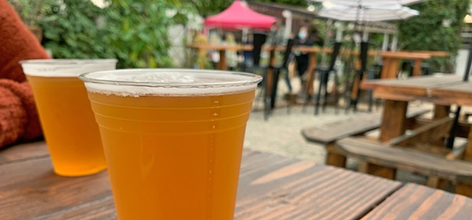 Birchwood Beer Garden gives Nipomo residents a family-friendly spot to eat, drink, and be merry at a distance