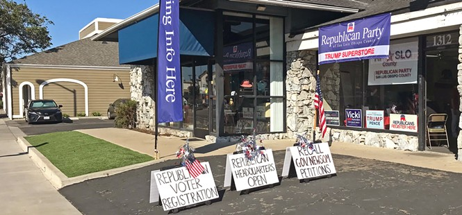 Local Republican Party offices face scrutiny for ballot collecting operation