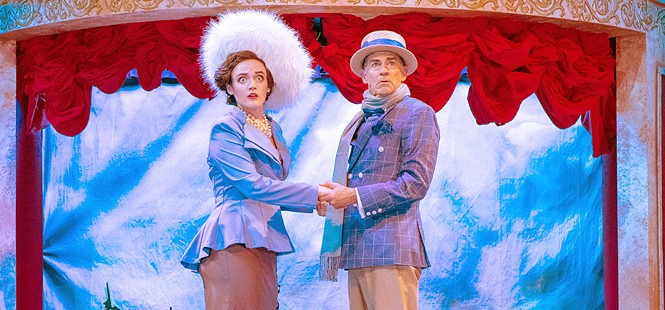 'Tis the season for PCPA's first virtual cabaret production, Home for the Holidays