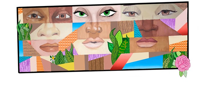 Mural concepts are unfolding in Atascadero as part of the Equality Mural Project