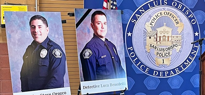 Deceased shooter who killed SLO police officer had a mental health crisis, his mother said