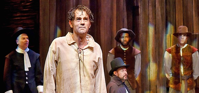 """PCPA delivers powerful production of Arthur Miller's """"The Crucible"""""""