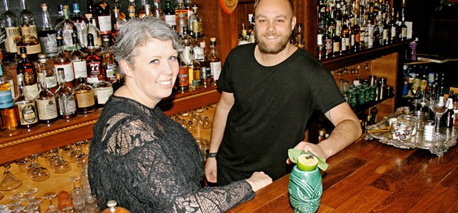 Sidecar's Tiki Tuesday is made for modern times