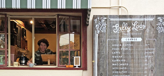 Sally Loo's Wholesome Café opens quick coffee window