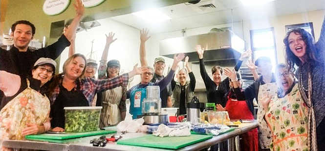 Kitchen comeback: The Wellness Kitchen in Templeton is back up and running