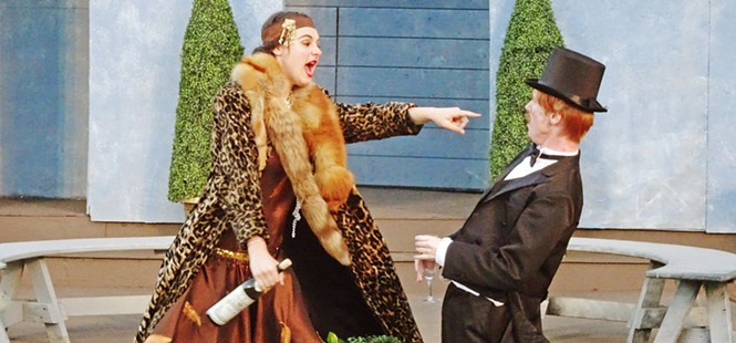 <i>Twelfth Night</i> brings midsummer mischief, madness to Shakespeare Festival