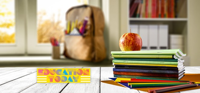 Education today: For this year's annual back-to-school issue, we cover pesticide use in schools, vaccine rates, a new scholarship fund, and arts education