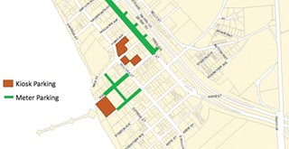 Pismo to implement paid parking on Price Street