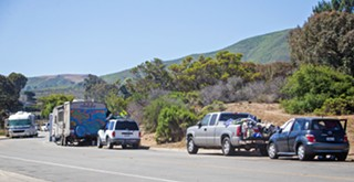 Los Osos debates options for unhoused residents living by library, including a move to El Chorro campground