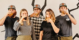 No longer a stand-alone brewery, Pair With Dead Oak is transformed into an A-Town culinary standout