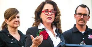 Heidi Harmon gets threatening nude email on her last day as mayor