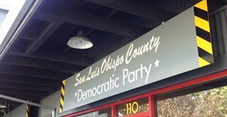 County Dems elect chair from SLO Progressives