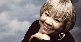 Legendary gospel, R&B, and blues singer Mavis Staples closes out the Live Oak Music Festival, June 15-17