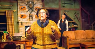 SLO Repertory's <b><i>Deathtrap</i></b> has a surprise waiting around every corner