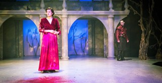SLO Rep kicks off 2020 with all-student youth production of Shakespeare's bloodiest play