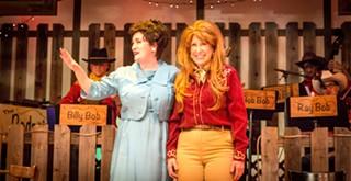Greta Kleckner, Suzy Newman shine light on transcendent friendship in SLO Rep's <b><i>Always...Patsy Cline</i></b>