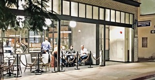 Brasserie SLO turns fresh and local ingredients into modern Mediterranean cuisine at chic downtown locale