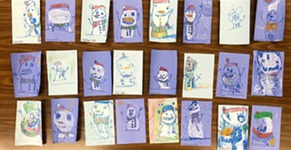 Paso Robles teacher creates free online art lessons, perfect for the quarantine