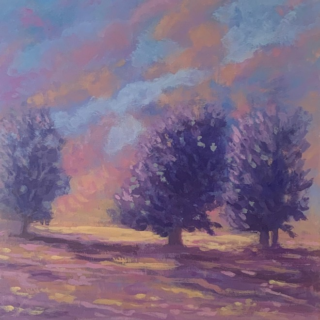Fine Art Paintings by Atul Pande