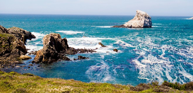 TEMPERATURE DEBATE Using seawater to cool Diablo Canyon Power Plant's system, the water that PG&E discharges back into Diablo Cove can be 22 degrees warmer than the ocean water.