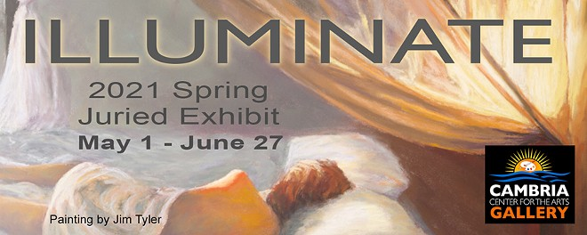 Calling All Artisits! Virtual Juried Show at Cambria Virtual Gallery