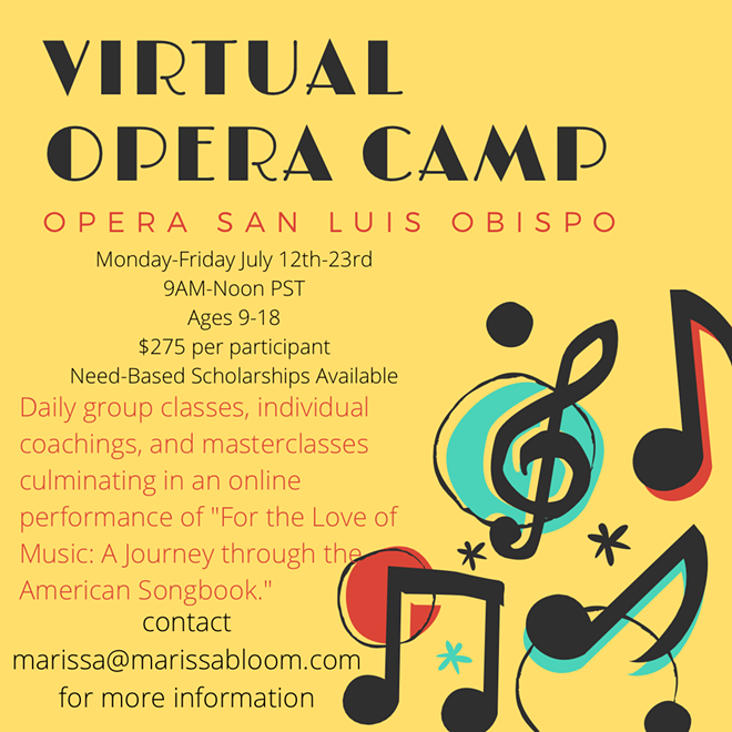 OperaSLO virtual opera camp