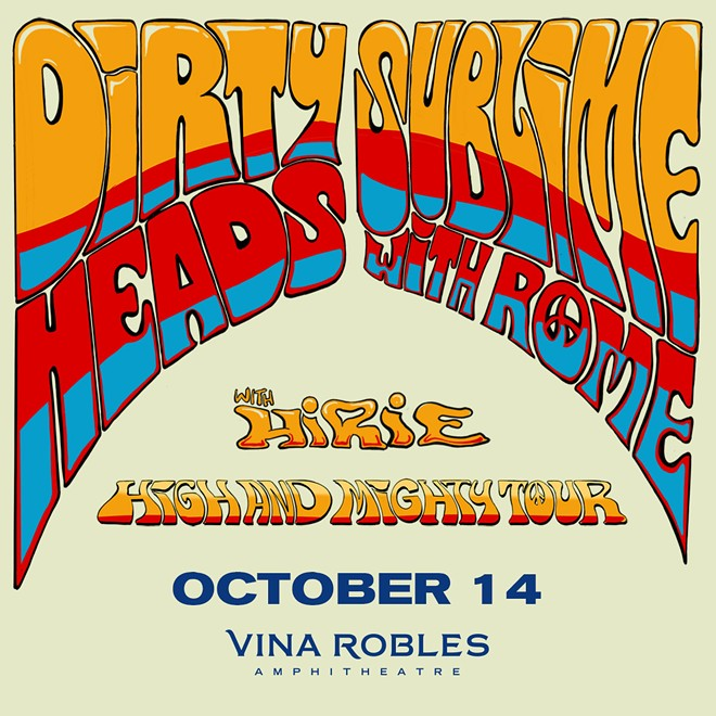 Dirty Heads and Sublime with Rome