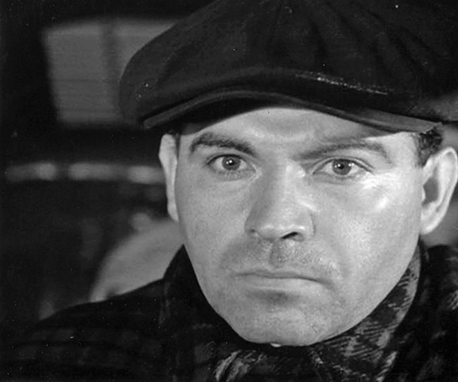 CONTENDER One of Nehemiah Persoff's early Hollywood roles was as a mobbed-up cab driver in On the Waterfront in the scene between Marlon Brando and Rod Steiger.