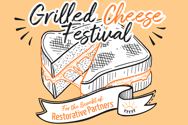 SLO Grilled Cheese Festival - It's Going to be a Gouda Time!