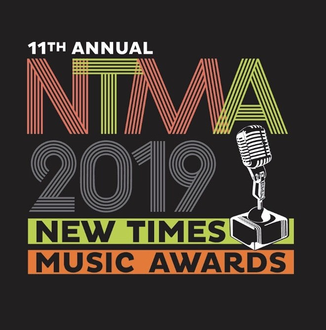 11th Annual New Times Music Awards | New Times Music Awards | San