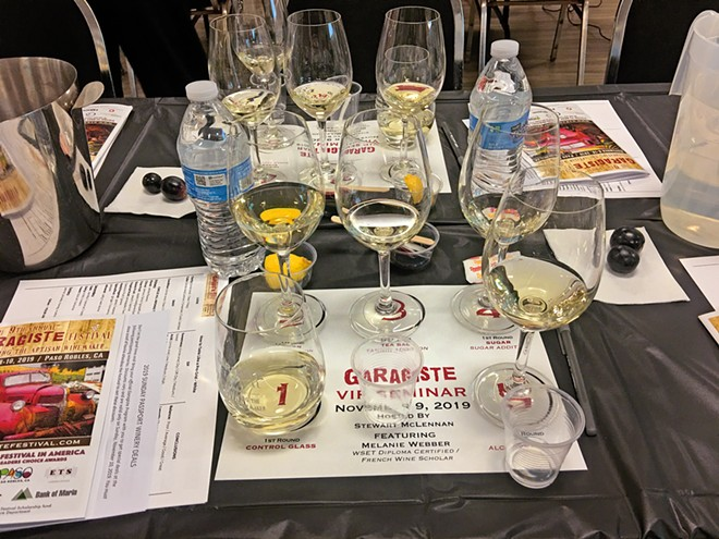"""VARIETY IS IN Garagiste wine educator Melanie Webber sees trends in wine moving more toward experimentation with grape varieties. She has been with the Garagiste Festival from the beginning and wants people to drink what they enjoy. """"Whatever floats your boat,"""" she says."""