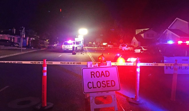 CASE CLOSED? Arroyo Grande resident Justin Kissinger was hit and killed on Jan. 21 while attempting to cross North Oak Park Boulevard on foot. The findings of an investigation into the incident were recently released, and, to the Kissinger family's surprise, the driver isn't at fault.