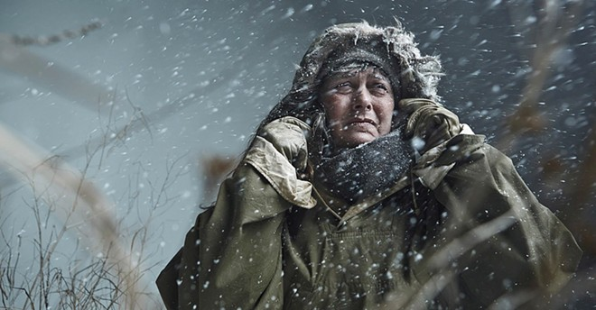 SURVIVAL OF THE FITTEST Sue Aikens is one of several people included in the National Geographic reality TV series about Alaskans living in life-threatening conditions, Life Below Zero, which is currently available on Disney Plus.