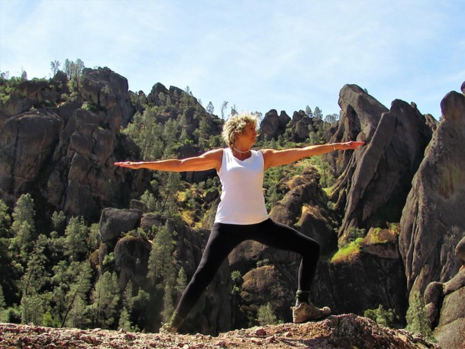 Instructor Doris Lance will teach how to build balance, gain muscle strength and flexibility on Tuesday, Wednesday, Thursday from 9:00 a.m. to 9:45 a.m. via Zoom classroom.