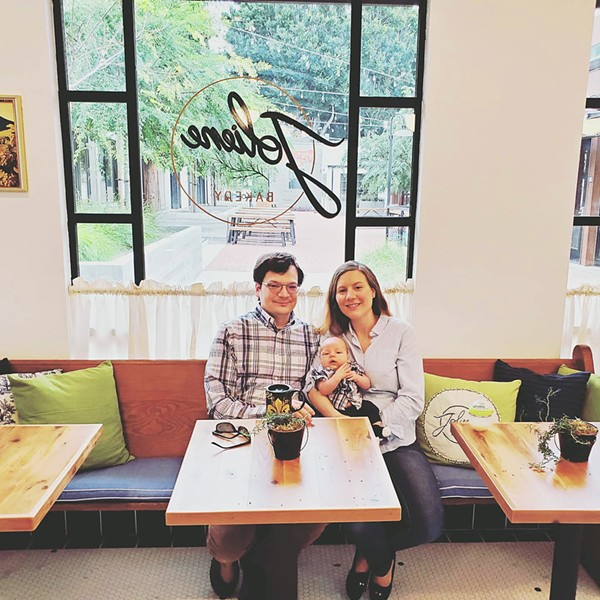ALL IN THE FAMILY The Fertels opened up Joliene Bakery in May 2019, celebrating their first anniversary right after the COVID-19 pandemic caused shelter-in-place orders across the state. - PHOTOS COURTESY OF CHLOE FERTEL