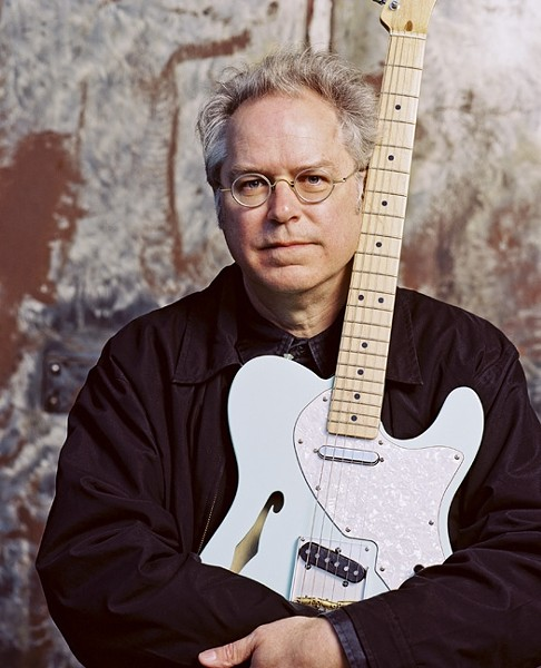 SOLD OUT!:  Bill Frisell plays the Monday Club on May 15, but the concert is now sold out.