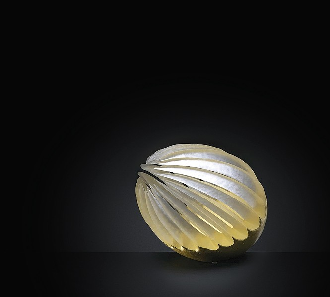 GLASS MAN:  Dale Chihuly will lecture about his work with glass on Nov. 30 at 8 p.m. at the Spanos Theatre. Admission is free. For more information visit pacslo.org or chihuly.com. - PHOTO COURTESY OF CAL POLY ARTS